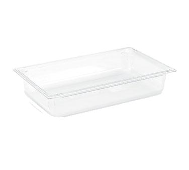 Vollrath 8008410 food pan, plastic
