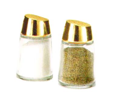 Vollrath 802G-12 salt / pepper shaker
