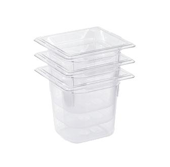 Vollrath 8062410 food pan, plastic