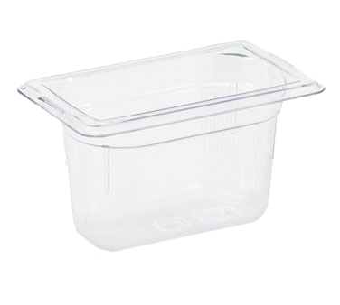 Vollrath 8092410 food pan, plastic