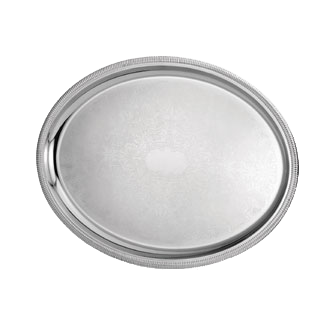 Vollrath 82111 serving & display tray, metal