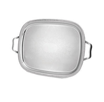 Vollrath 82123 serving & display tray, metal