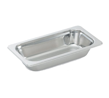 Vollrath 8231005 steam table pan, stainless steel