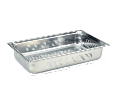 Vollrath 90043 steam table pan, stainless steel