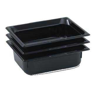 Vollrath 9004420 food pan, hi-temp plastic