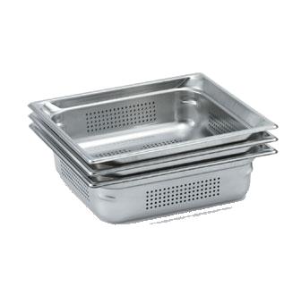 Vollrath 90063 steam table pan, stainless steel