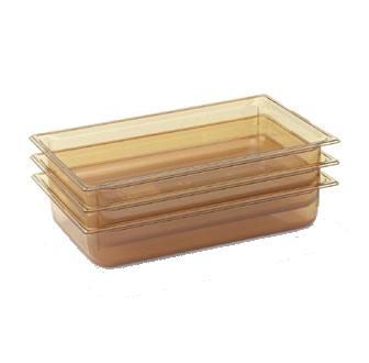 Vollrath 9006410 food pan, hi-temp plastic