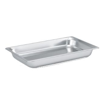 Vollrath 90082 steam table pan, stainless steel