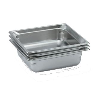 Vollrath 90102 steam table pan, stainless steel