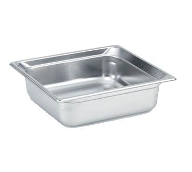 Vollrath 90142 steam table pan, stainless steel