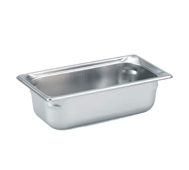 Vollrath 90342 steam table pan, stainless steel