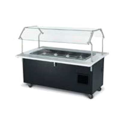 Vollrath 97212 serving counter, frost top