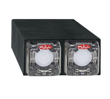 Vollrath C2H lid dispenser, countertop