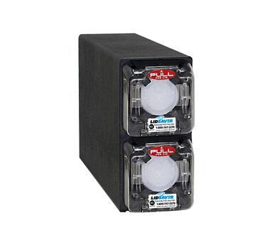 Vollrath C2V lid dispenser, countertop