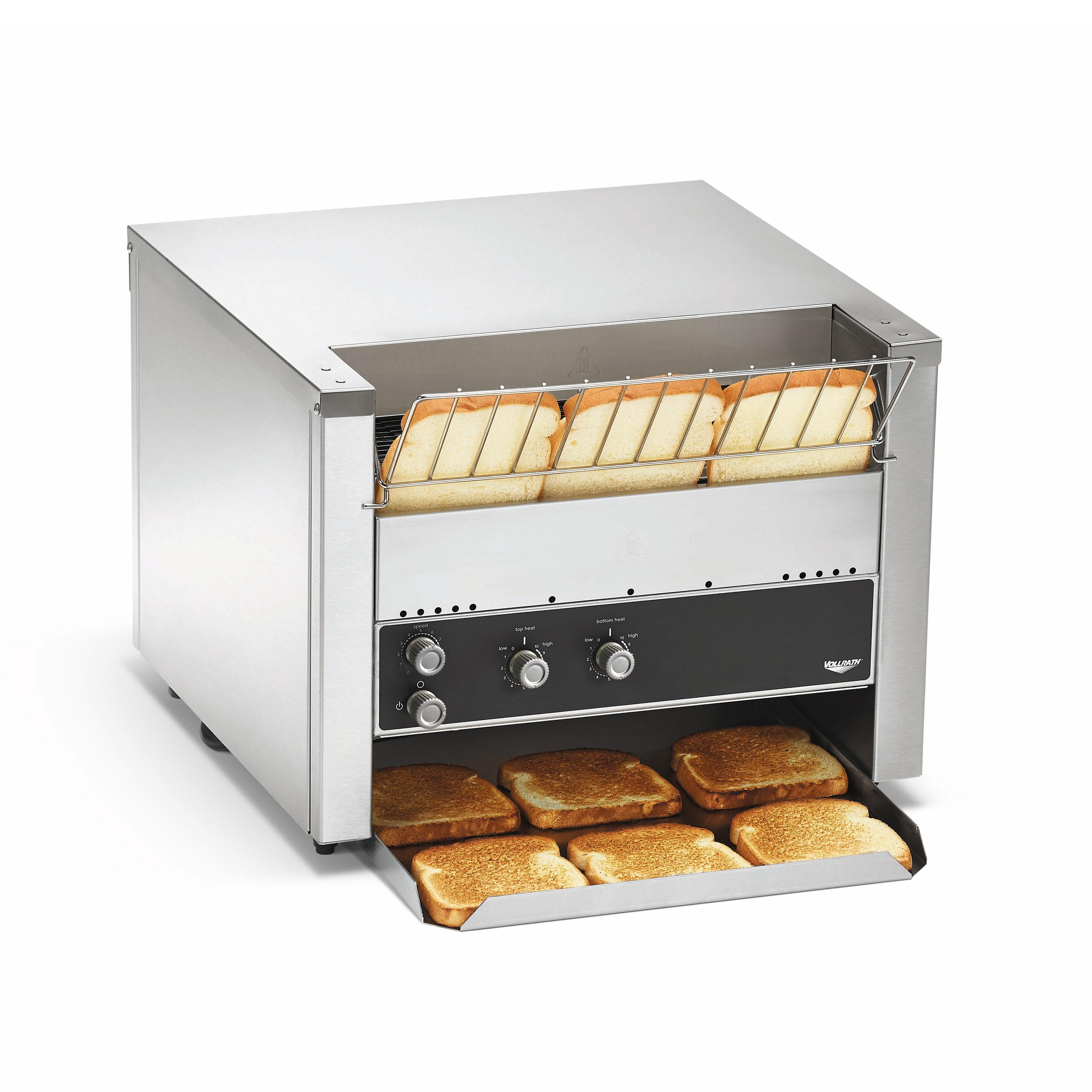 Vollrath CT4-2081000 toaster, conveyor type