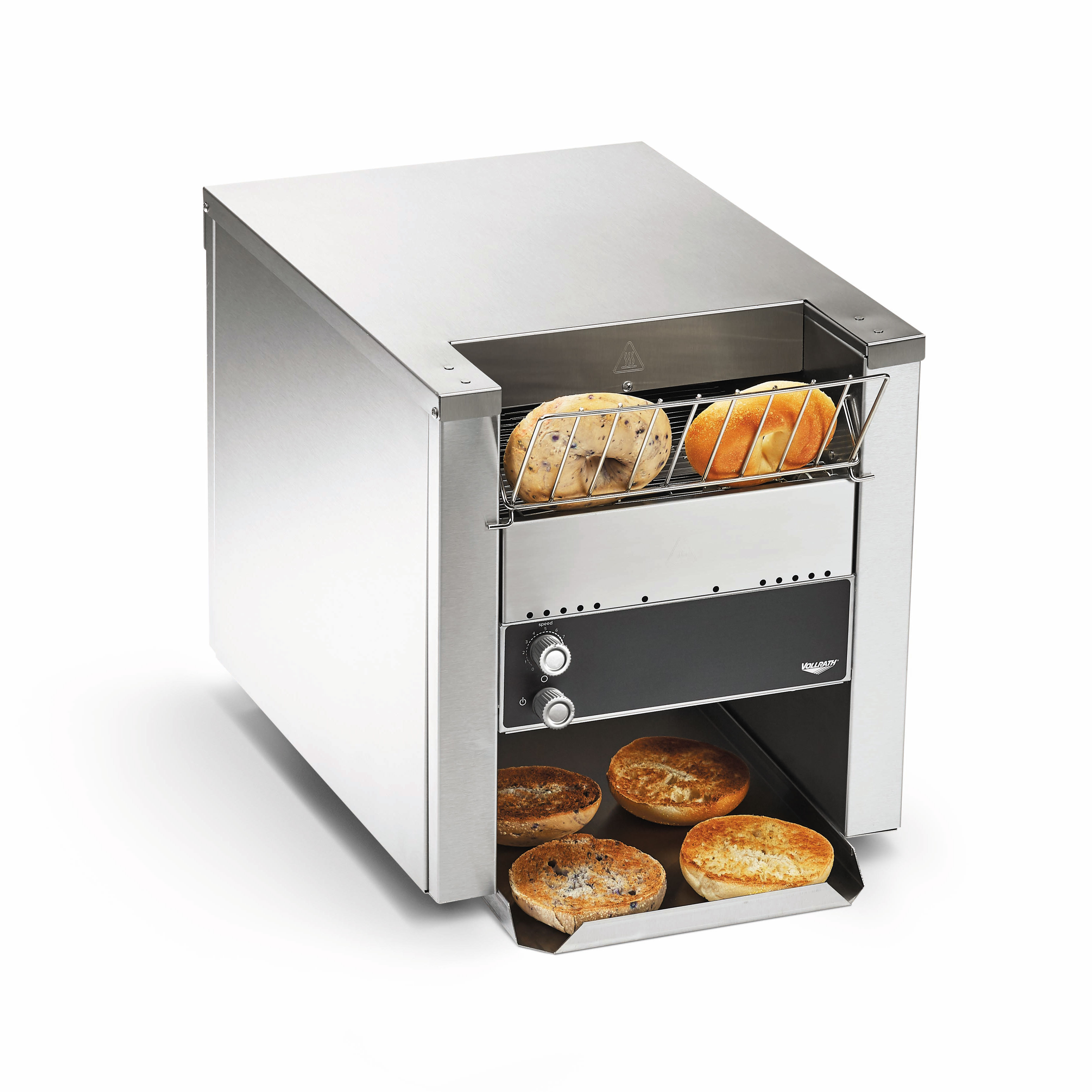 Vollrath CT4-2082000 toaster, conveyor type