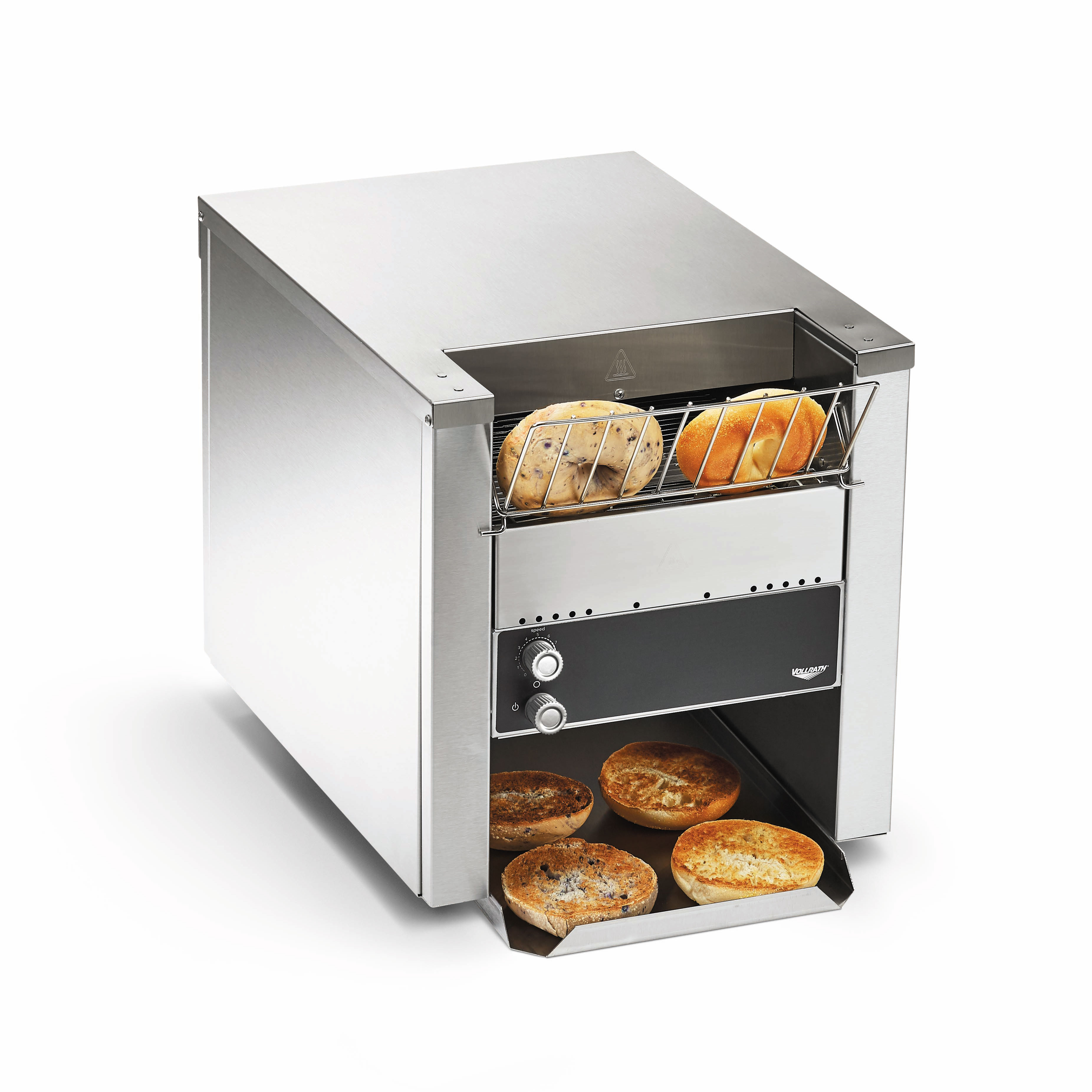 Vollrath CT4B-2401200 toaster, conveyor type