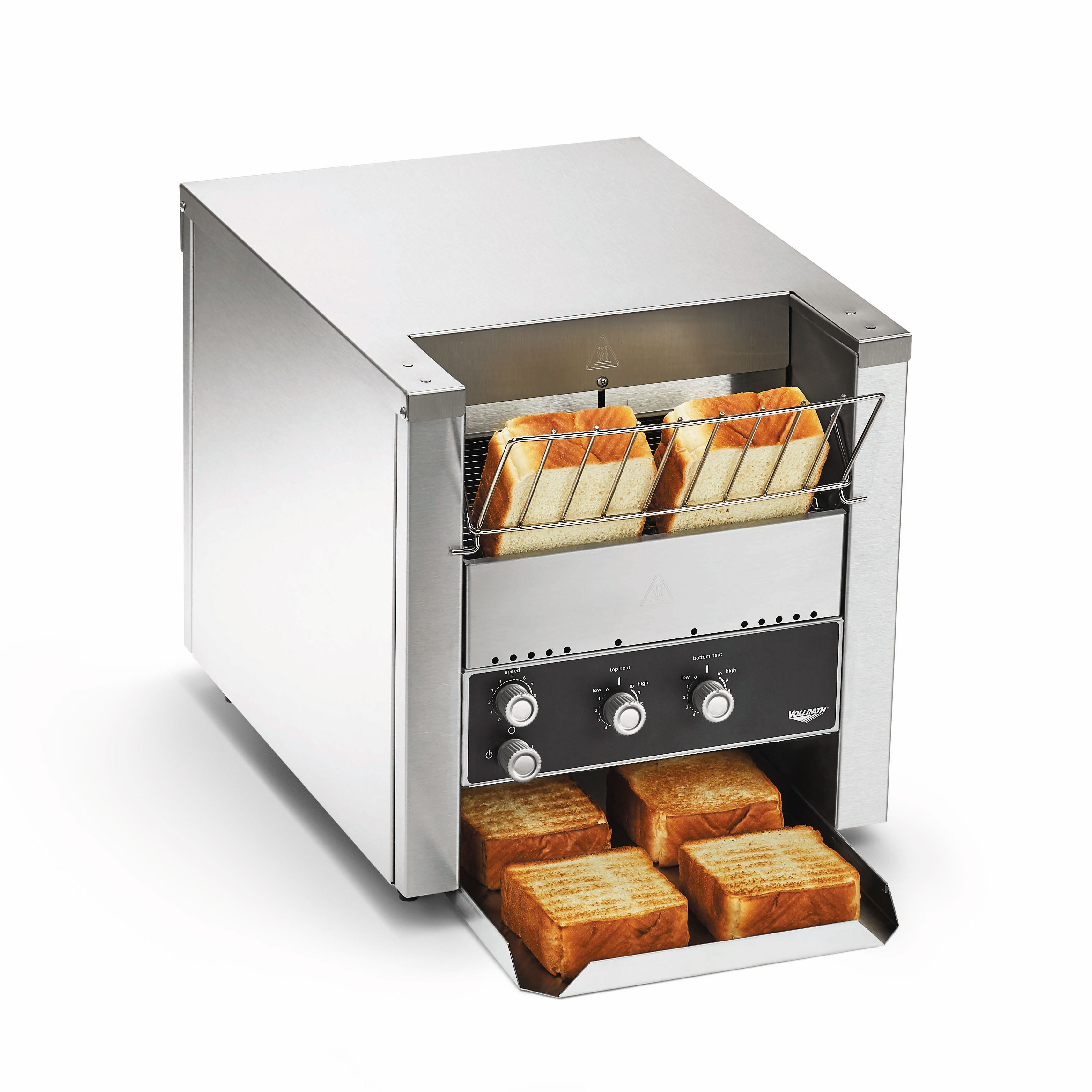 Vollrath CT4H-208550 toaster, conveyor type