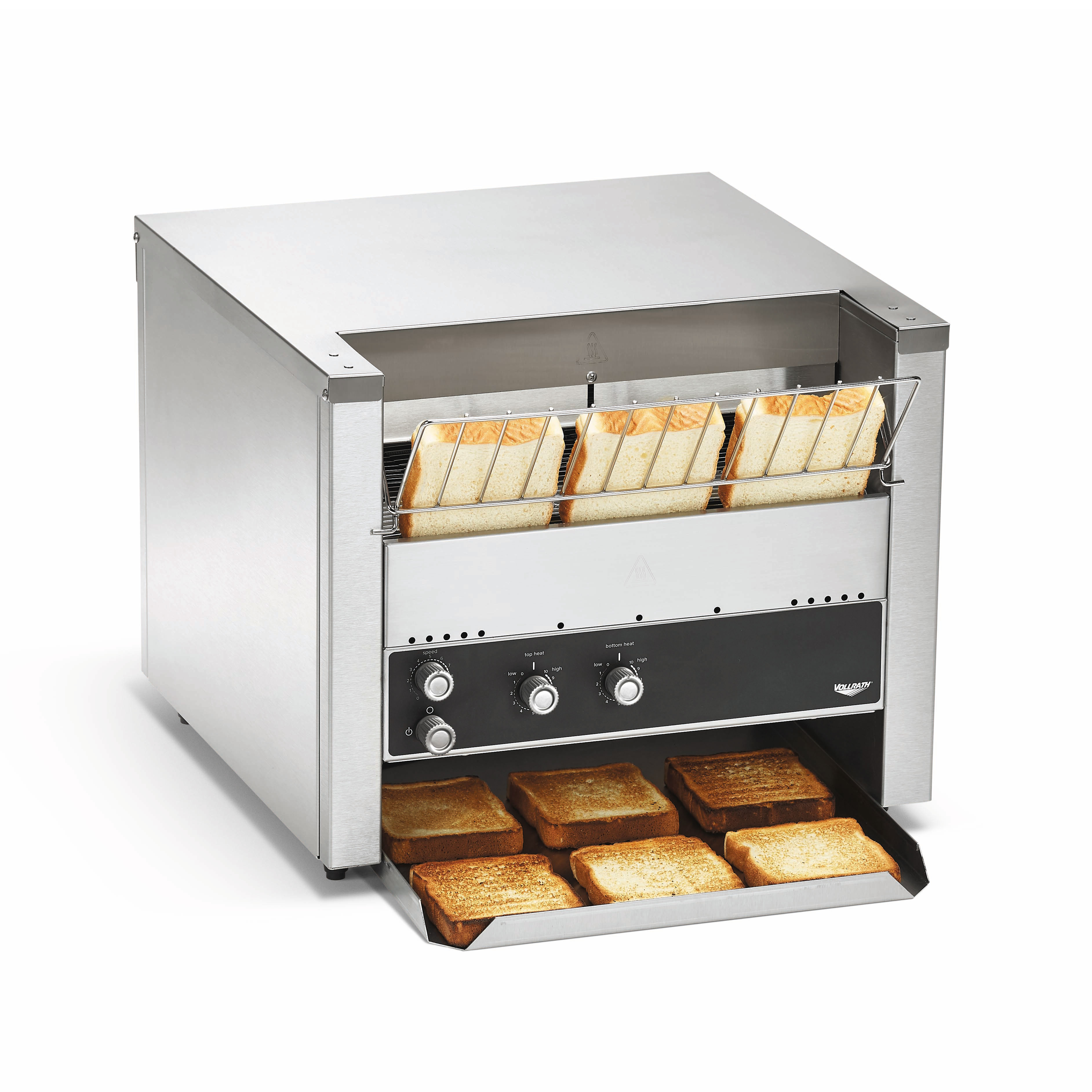 Vollrath CT4H-208950 toaster, conveyor type