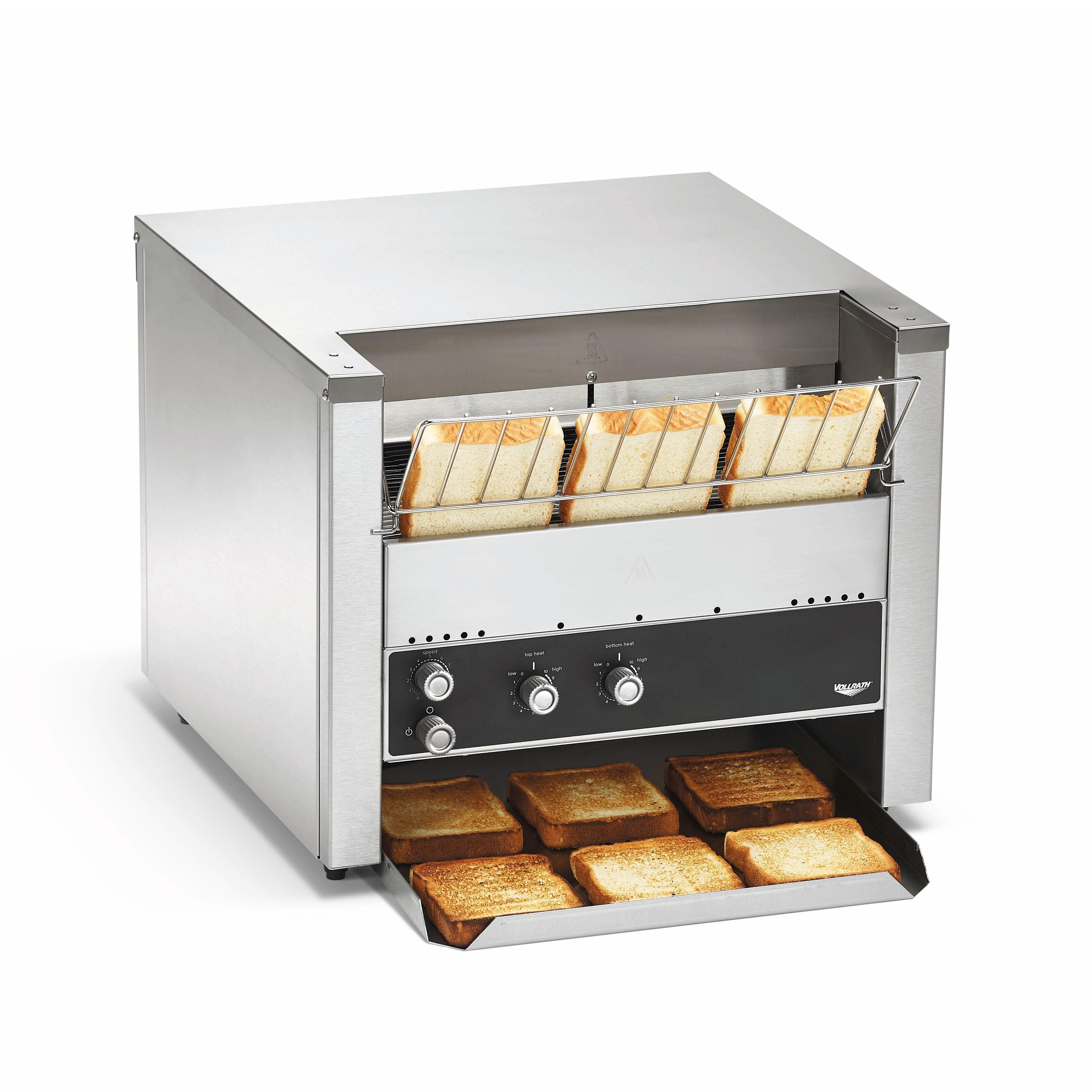 Vollrath CT4H-220950 toaster, conveyor type