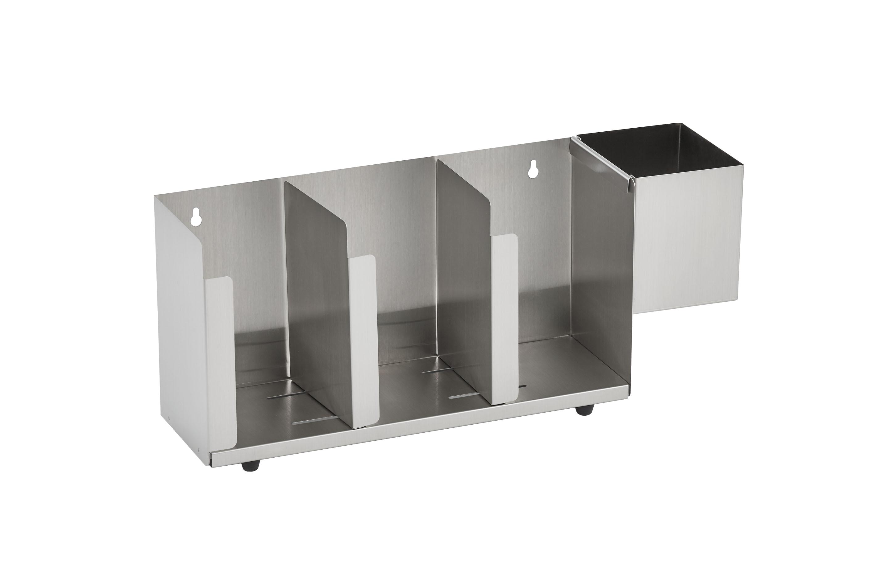 Vollrath CTL3 lid dispenser, countertop