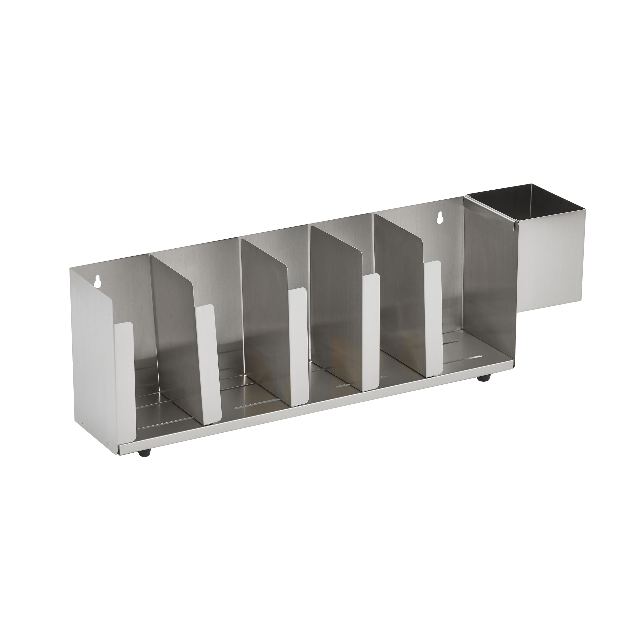 Vollrath CTL5 lid dispenser, countertop