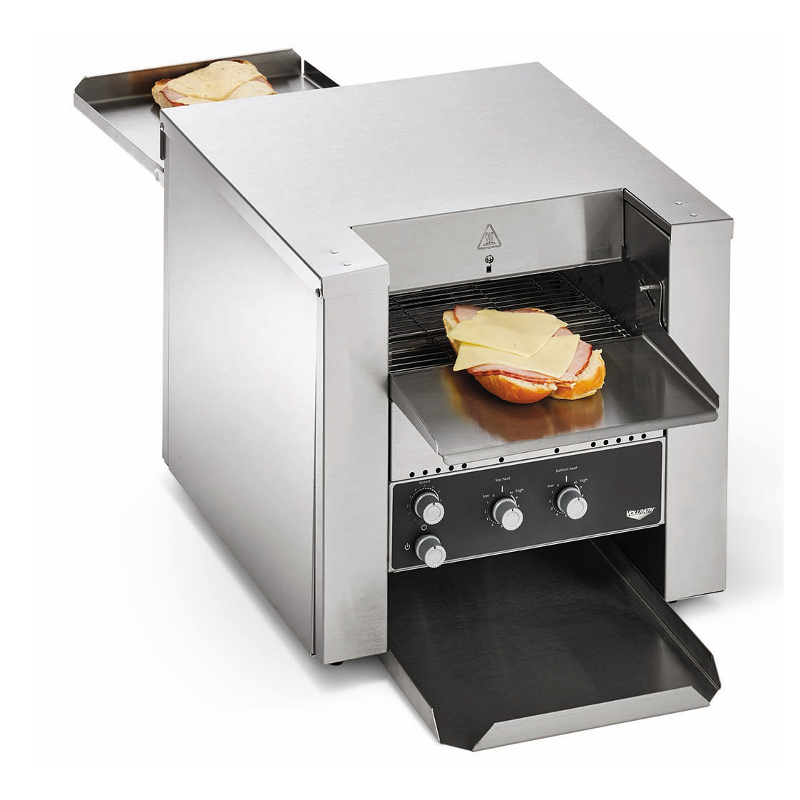 Vollrath CVT4-120300 toaster, conveyor type