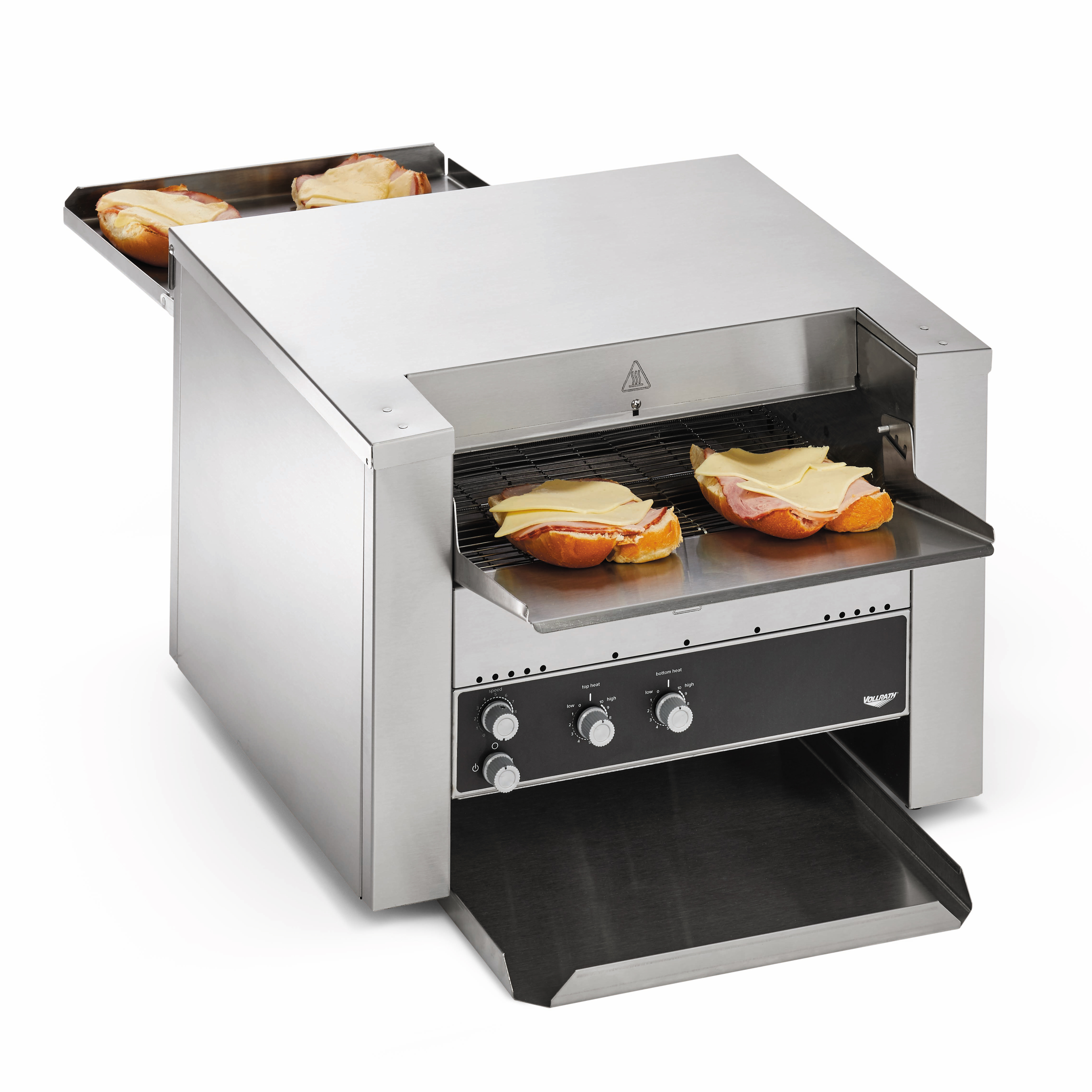 Vollrath CVT4-208900 toaster, conveyor type
