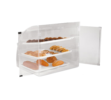 Vollrath ELBC-1 display case, pastry, countertop
