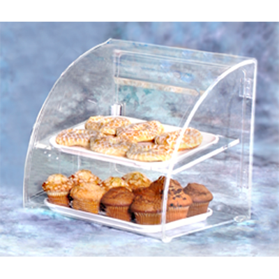 Vollrath ESBC-1 display case, pastry, countertop