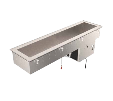 Vollrath FC-4CS-02120-R cold food well unit, drop-in, refrigerated