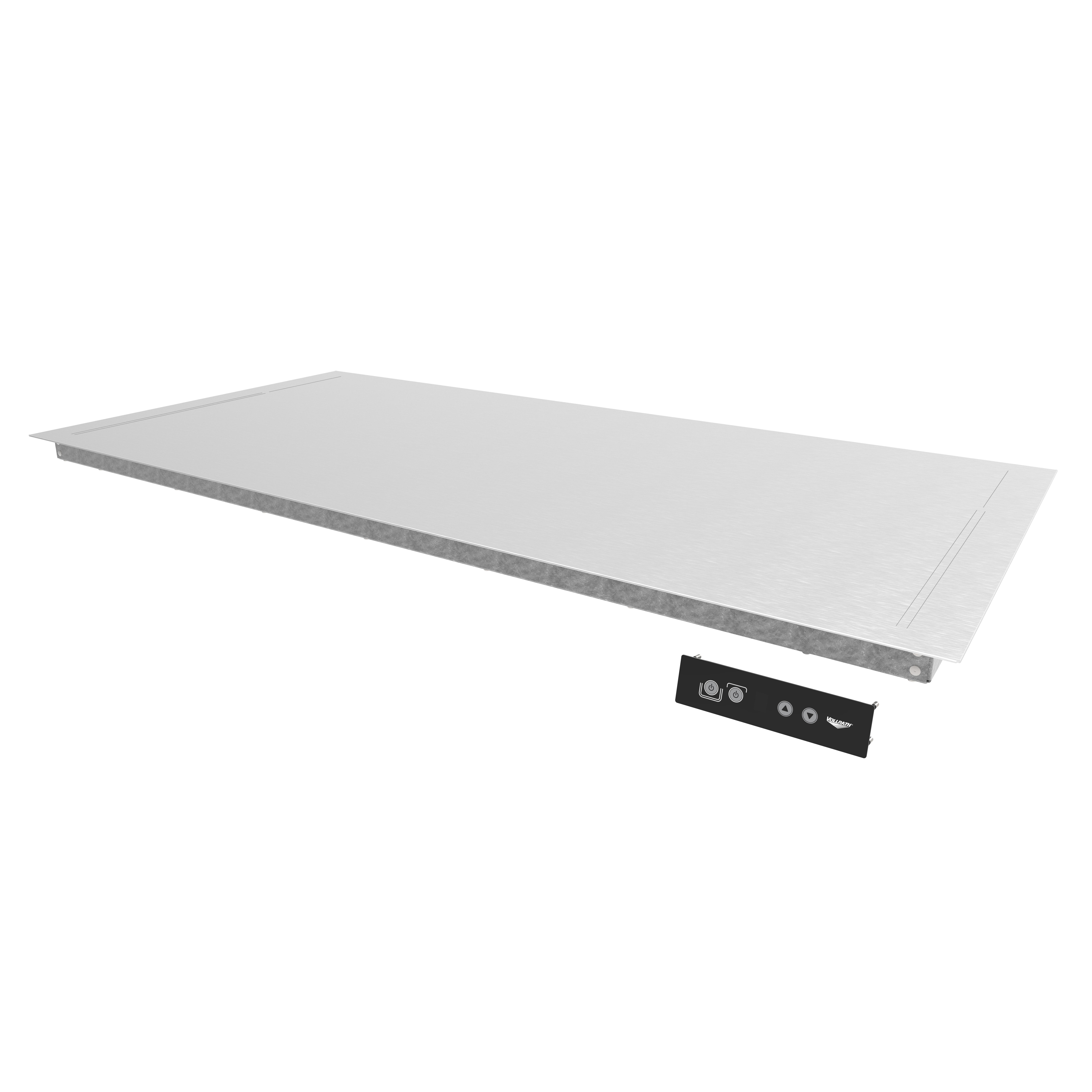 Vollrath FC-4HS-24120-SSF heated shelf food warmer
