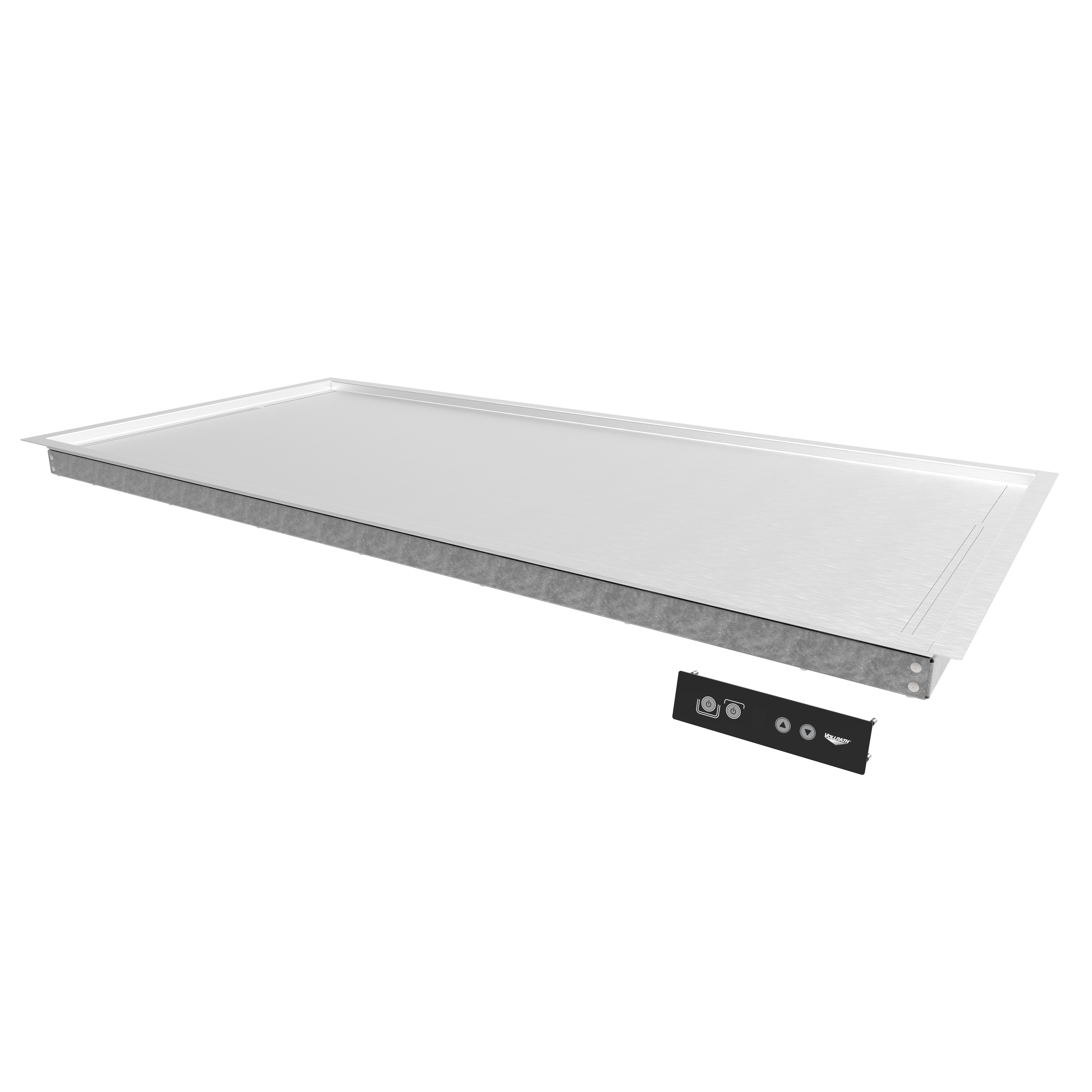 Vollrath FC-4HS-72120-SSR heated shelf food warmer