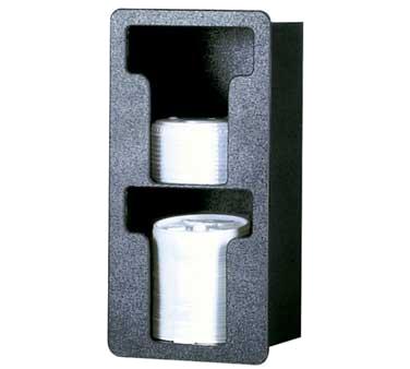 Vollrath FML-2V lid dispenser, in-counter