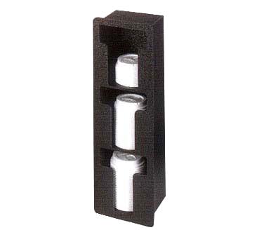 Vollrath FML-3V lid dispenser, in-counter