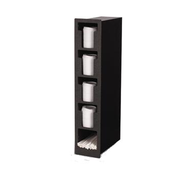 Vollrath FML-4VS lid dispenser, in-counter