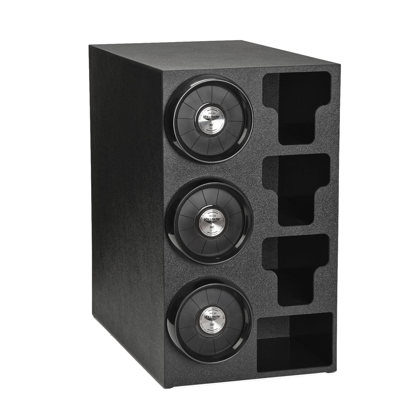 Vollrath G58806 cup dispensers, countertop