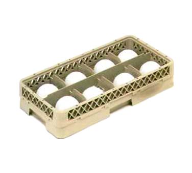 Vollrath HR1B1BA dishwasher rack, cup compartment