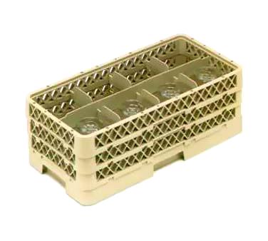 Vollrath HR1B1BB dishwasher rack, cup compartment