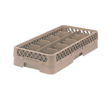 Vollrath HR1C1 dishwasher rack, glass compartment