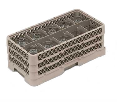 Vollrath HR1C1CCA dishwasher rack, glass compartment