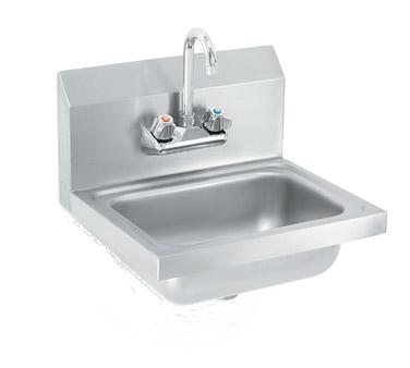 Vollrath K1410-C sink, hand