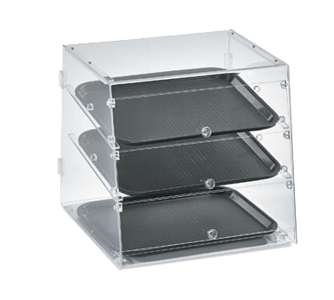 Vollrath KDC1418-3-06 display case, pastry, countertop