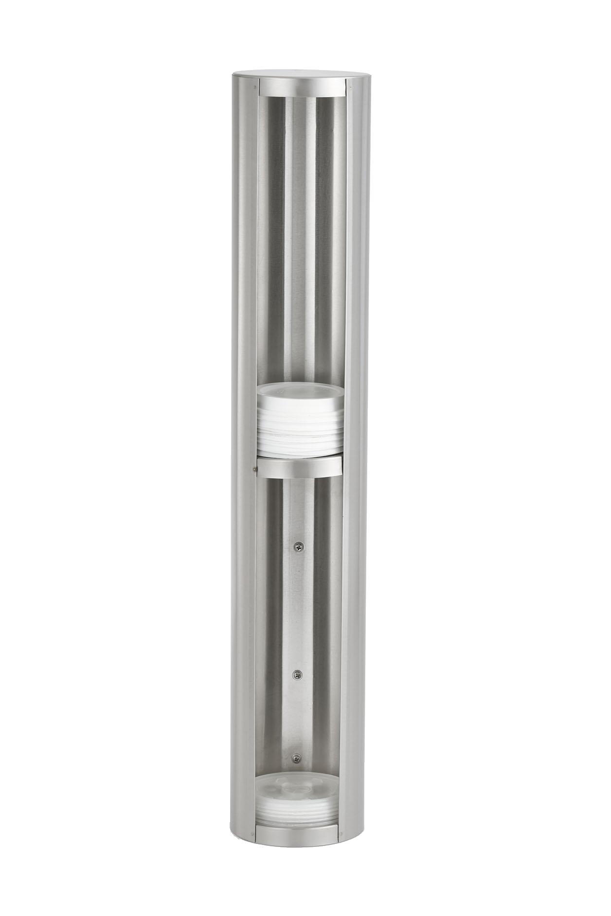 Vollrath LD2-2 lid dispenser, wall mount