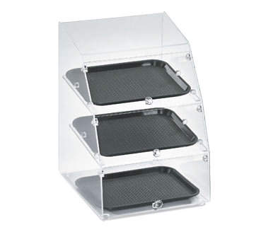 Vollrath MBC1014-3F-06 display case, pastry, countertop