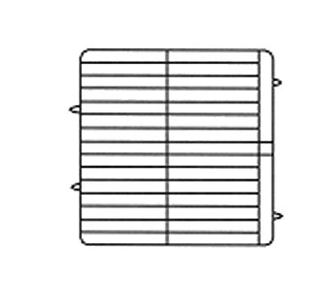Vollrath PM3208-4 dishwasher rack, plates