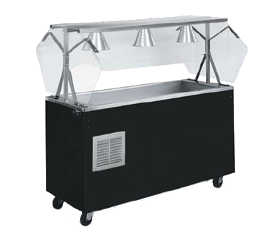 Vollrath R38737 serving counter, cold food