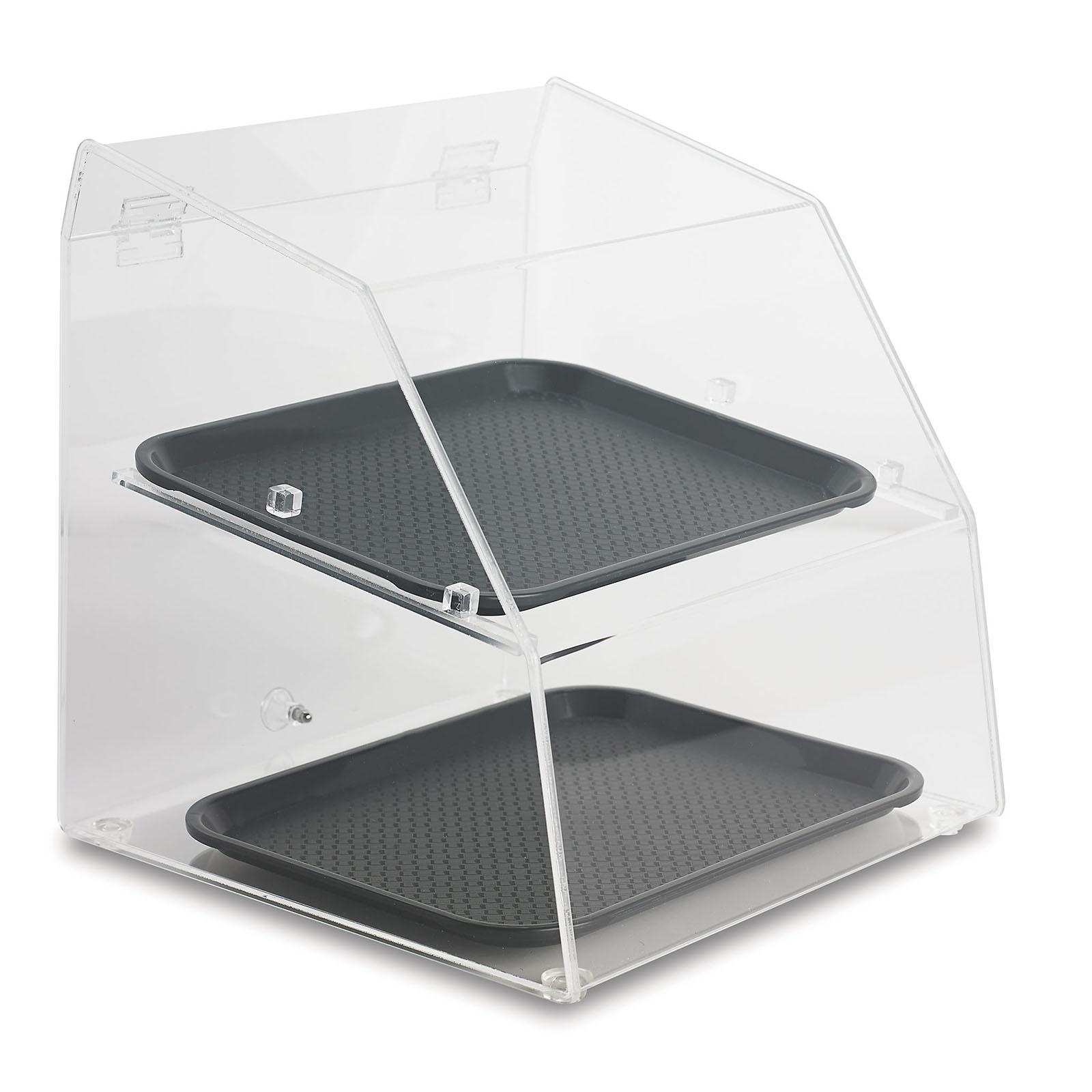 Vollrath SBC1014-2R-06 display case, pastry, countertop