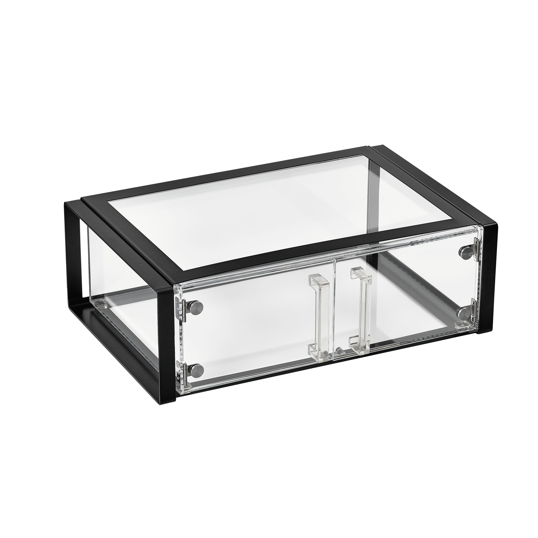 Vollrath SBC11F-06 display case, non-refrigerated countertop