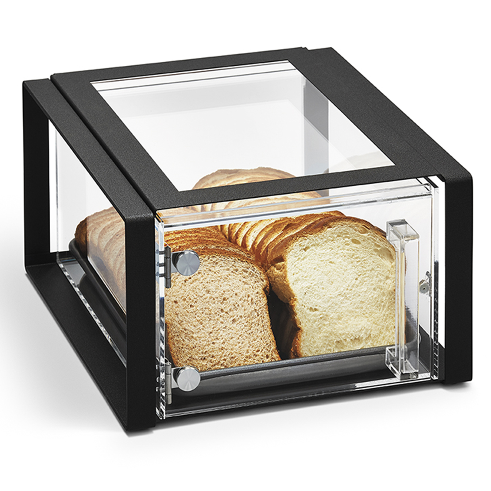 Vollrath SBC12F-06 display case, non-refrigerated countertop